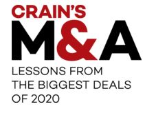 Lessons From the Biggest Deals of 2020