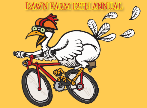dawn farm ride for recovery
