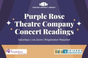 Purple Rose Theatre Company Concert Readings