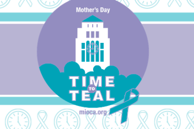 mother's day time to teal