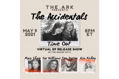 TIME OUT EP Release Virtual Show with The Accidentals